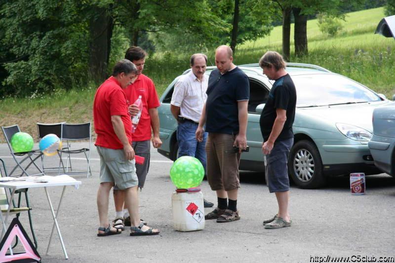cilovy balon