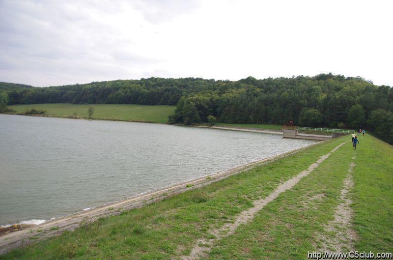 Vodná nádrž Jablonica